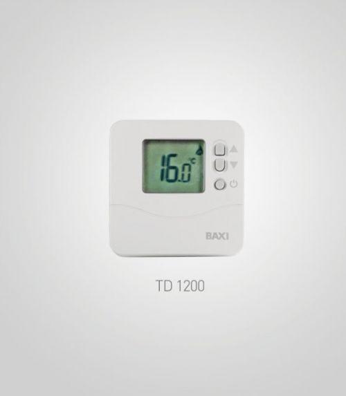 Termostato Baxi TD1200
