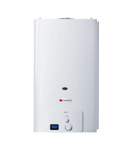 Calentadores para el hogar - Electro-Gama - Saunier Duval OPALIA F 12 - Electrodomésticos con garantía de calidad - Castelldefels - Barcelona