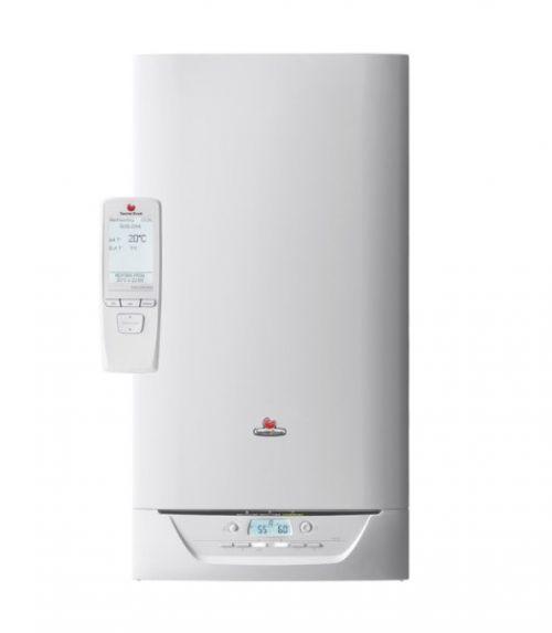 Caldera de condensación para el hogar - IsoFast Condens 35 de Saunier Duval - Electro-Gama - Electrodomesticos de calidad en Castelldefels - Barcelona