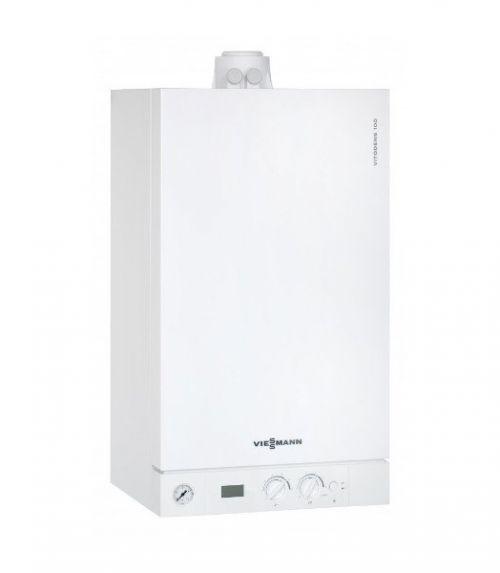 Calderas para el hogar - Viessmann Vitodens 100 - Electro-Gama - Electrodomésticos con garantía de calidad - Castelldefels - Barcelona