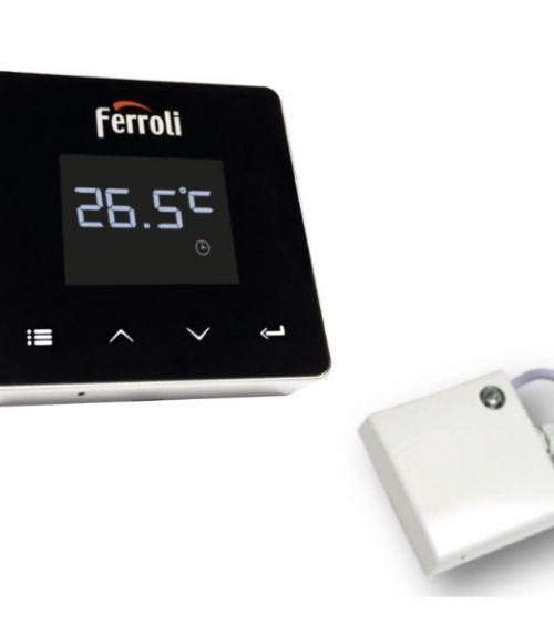 Calderas para casa - Conect Smart Wifi Ferroli - Electro-Gama - Electrodomésticos con garantía de calidad - Castelldefels - Barcelona