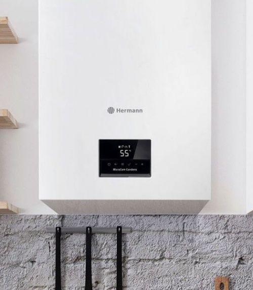 Calderas para casa - Hermann Micracom Condens 24 Electro-Gama - Electrodomésticos con garantía de calidad en Castelldefels - Barcelona