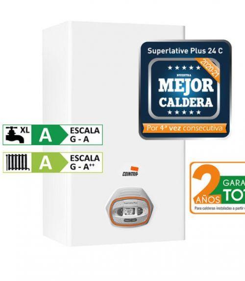 Calderas para casa SUPERLATIVE PLUS 24 C NAT-BUT 2 - Cointra - Electro-Gama - Electrodomésticos con garantía de calidad - Castelldefels - Barcelona
