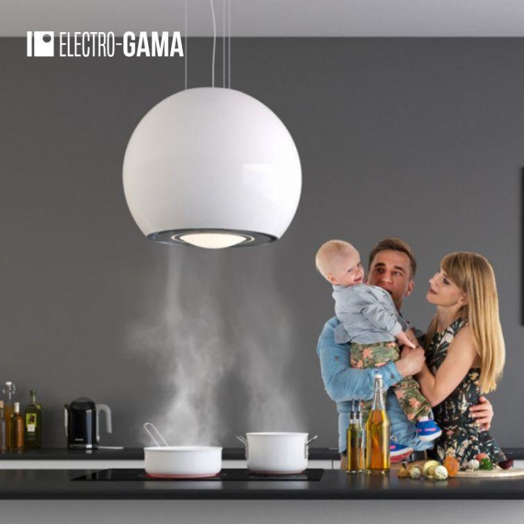 Campanas extractoras especiales de lampara - Electro Gama en Castelldefels Barcelona Spain_1