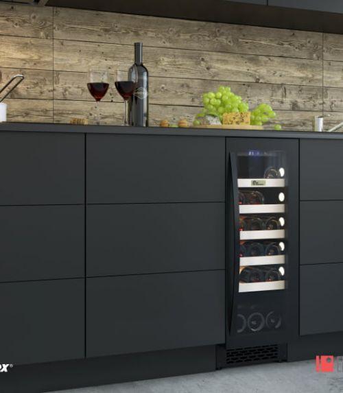 Vinotecas Winemex 20 Thermex - Electro Gama - Electrodomésticos de Calidad en Castelldefels Barcelona España