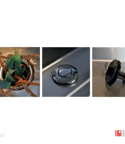 Trituradores de basura - Wasteminator comunes - Electro Gama - Electrodomésticos de Calidad en Castelldefels Barcelona España